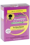Mango & Lime Transition No More Relaxer Thermo Control Serum Trio Mild (Total Net Fluid oz 8)